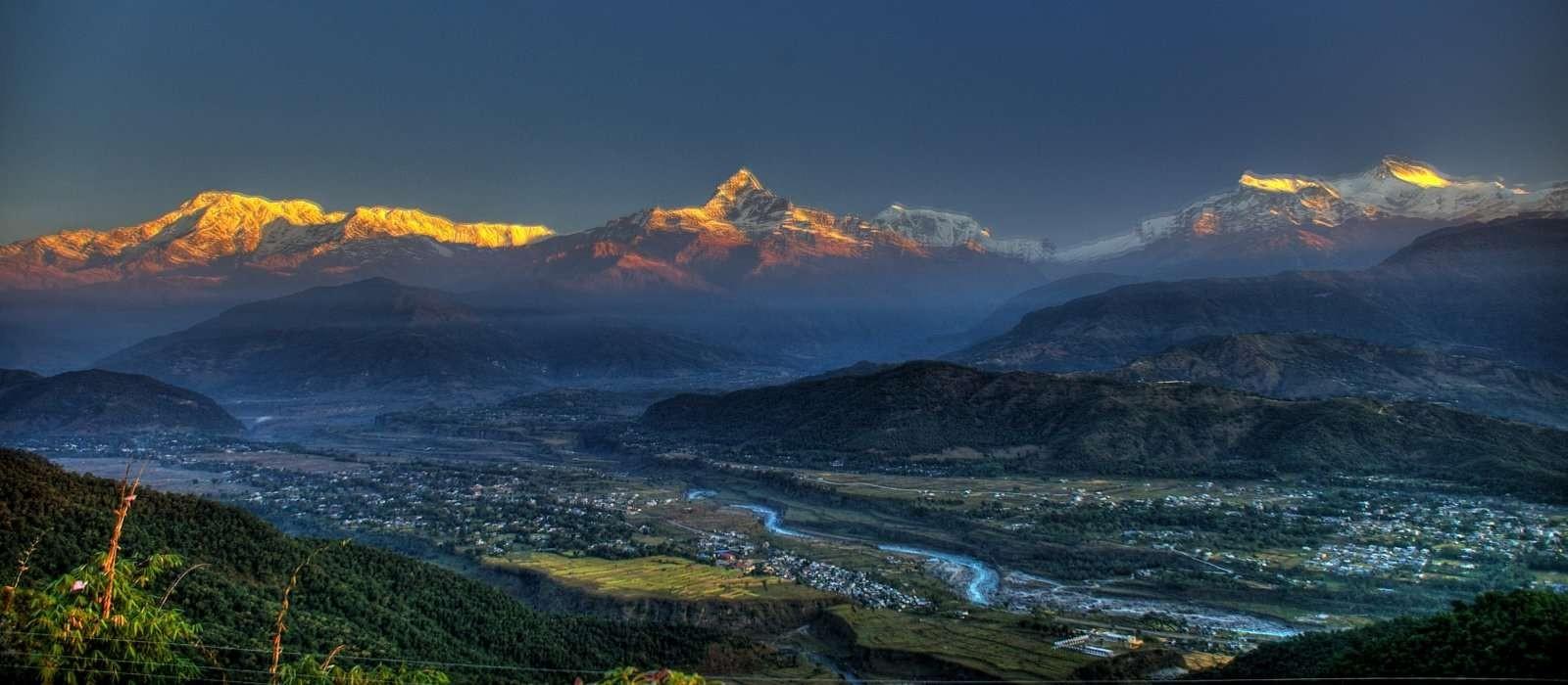 Nepal Bhutan Combine Tour