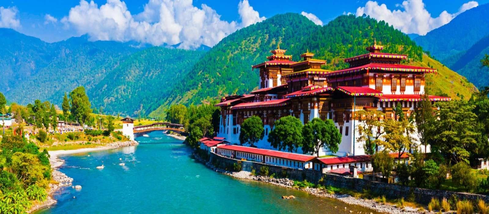 6 Nights 7 Days Bhutan Tour