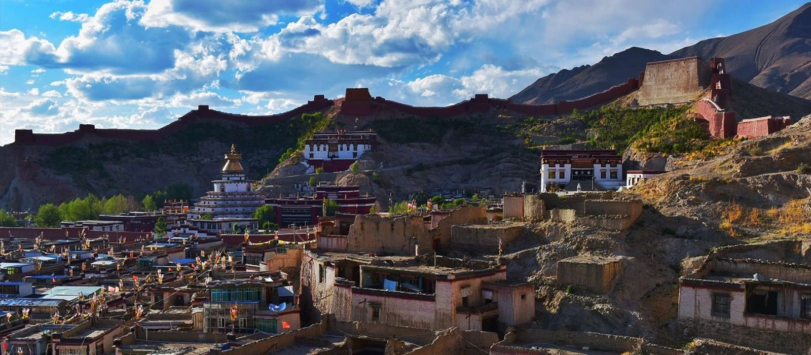 6 Nights 7 Days Tibet Tour