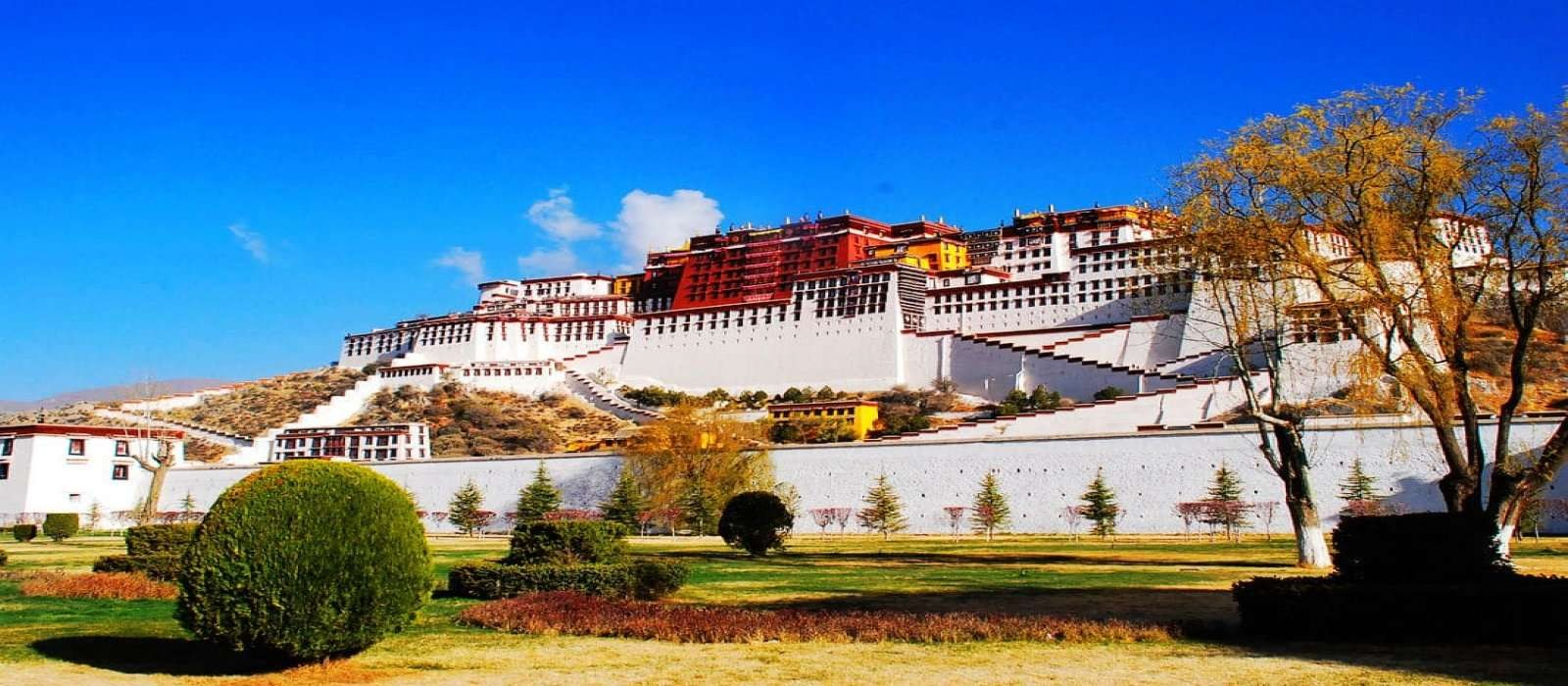 8 Nights 9 Days Tibet Tour