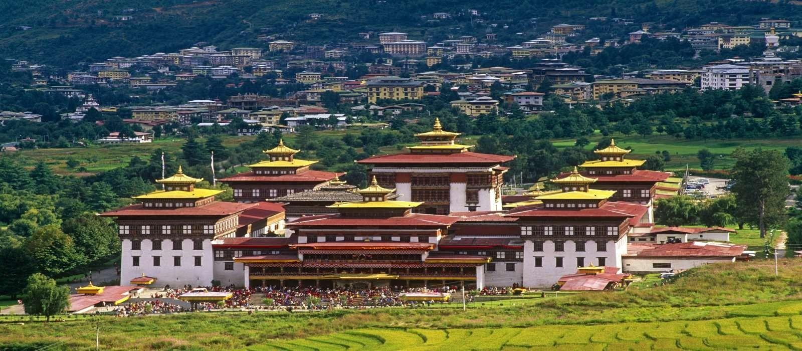 Nepal Tibet Bhutan Combine Tour